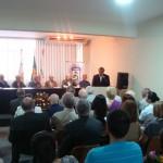 FebMesa Diretora Sessao Posse Diretoria 2011 2013 Casa da FEB