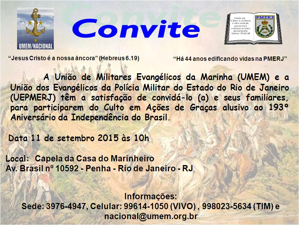 Convite UMEM_UEPMERJ