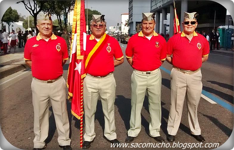 Desfile dos Veteranos