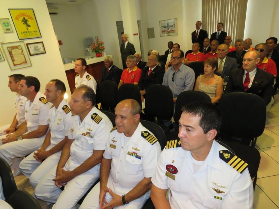 Reunião de Veteranos